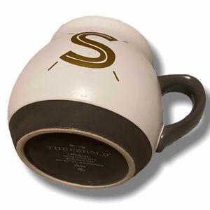 Threshold Dining - Threshold Stoneware Coffee Mug Monogram S